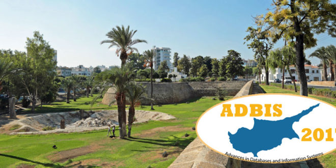 Conference ADBIS2017-European Conference on Advances in Databases and Information Systems