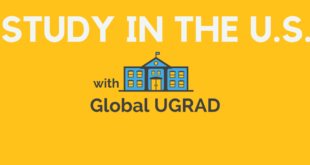 الدراسة في أمريكا مع منحة global ugrad - study in US with global UGRAD sch