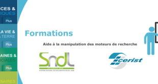 دورات تدريبية و تكوينية في نظام SNDL - مركز البحث في الإعلام العلمي و التقني cerist
